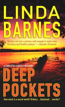 Deep Pockets (Carlotta Carlyle Series #10)