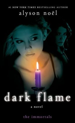 Dark Flame (Immortals Series #4)