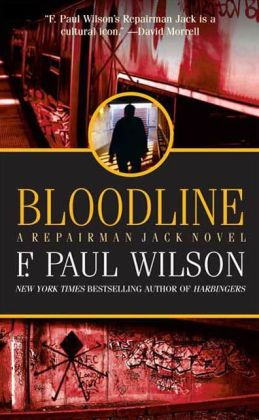 Bloodline (Repairman Jack Series #11)