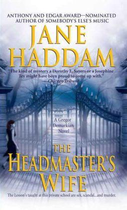 The Headmaster's Wife (Gregor Demarkian Series #20)