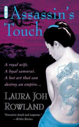 The Assassin's Touch (Sano Ichiro Series #10)