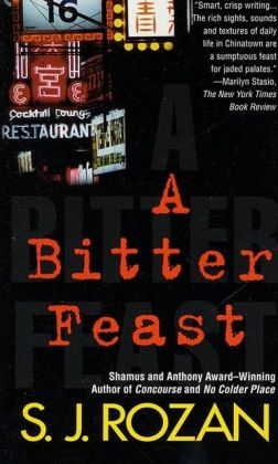 A Bitter Feast (Lydia Chin and Bill Smith Series #5)