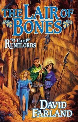 The Lair of Bones (Runelords Series #4)