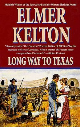 Long Way to Texas (Buckalew Family Series)