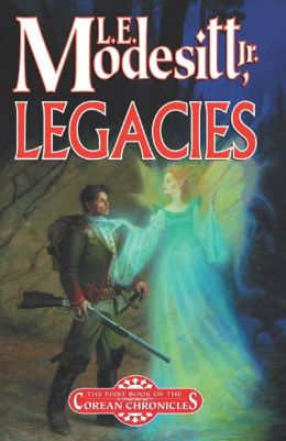 Legacies (Corean Chronicles Series #1)