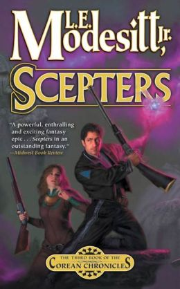 Scepters: The Third Book of the Corean Chronicles