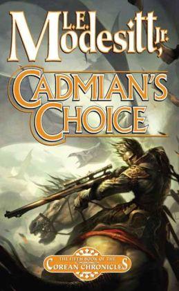 Cadmian's Choice (Corean Chronicles Series #5)