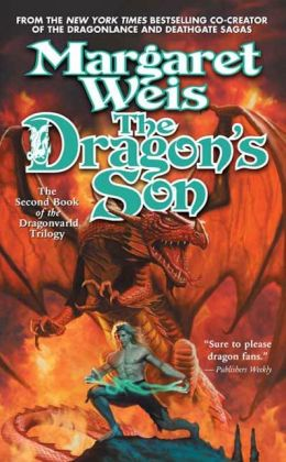 The Dragon's Son: The Second Book of the Dragonvarld Trilogy
