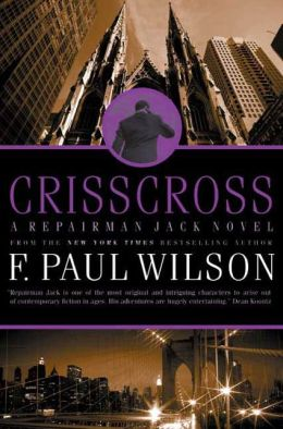 Crisscross (Repairman Jack Series #8)