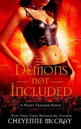 Demons Not Included (Night Tracker Series #1)
