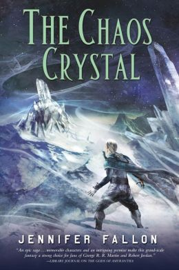 The Chaos Crystal (Tide Lords Series #4)