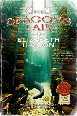 The Dragon's Lair (Lost Journals of Ven Polypheme Series #3)