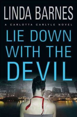 Lie Down with the Devil (Carlotta Carlyle Series #12)