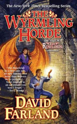 The Wyrmling Horde (Runelords Series #7)