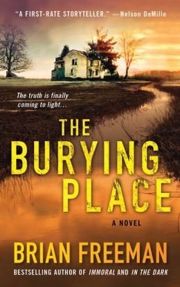 The Burying Place (Jonathan Stride Series #5)