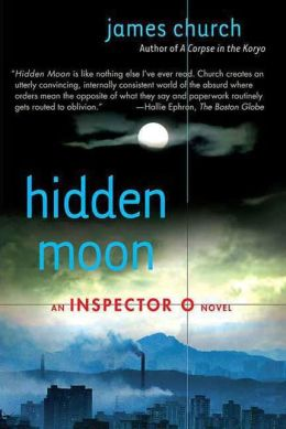 Hidden Moon (Inspector O Series #2)