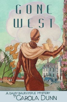 Gone West (Daisy Dalrymple Series #20)