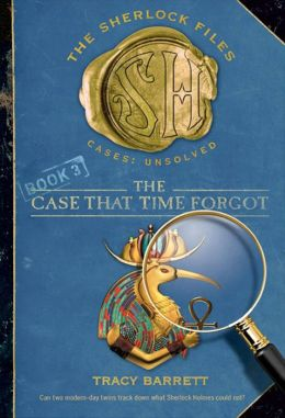The Case That Time Forgot (The Sherlock Files Series #3)
