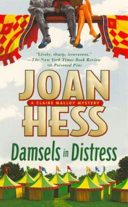 Damsels in Distress (Claire Malloy Series #16)