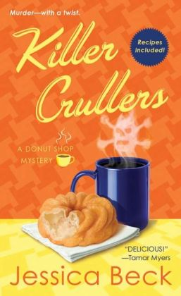 Killer Crullers (Donut Shop Mystery Series #6)