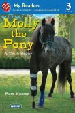 Book Cover Image. Title: Molly the Pony:  A True Story, Author: Pam Kaster
