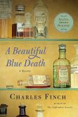 Book Cover Image. Title: A Beautiful Blue Death (Charles Lenox Series #1), Author: Charles Finch