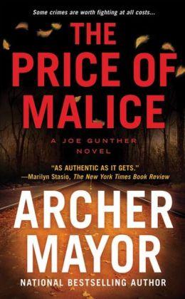 The Price of Malice (Joe Gunther Series #20)