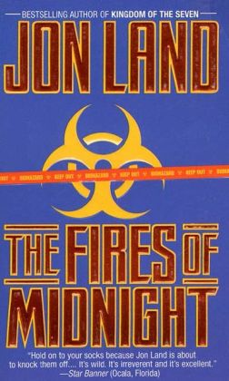 The Fires of Midnight (Blaine McCracken Series #8)