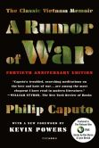 Book Cover Image. Title: A Rumor of War, Author: Philip Caputo