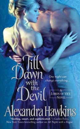 Till Dawn with the Devil (Lords of Vice Series #2)