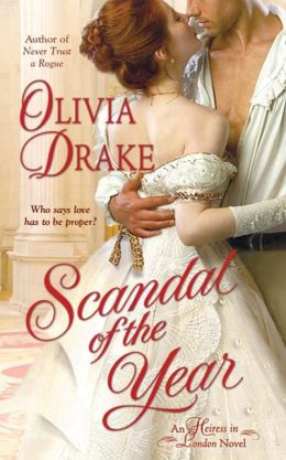 Scandal of the Year (Heiress in London Series #3)