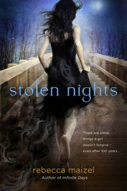 Stolen Nights: A Vampire Queen Novel