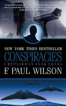 Conspiracies (Repairman Jack Series #3)