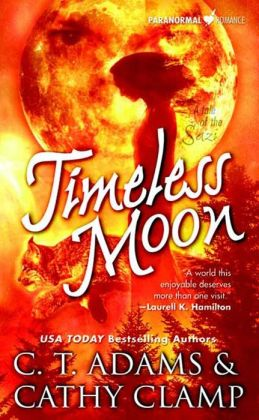Timeless Moon (Tales of the Sazi Series #6)