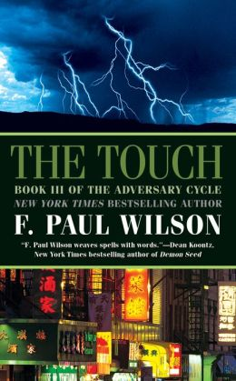 The Touch (Adversary Cycle Series #3)