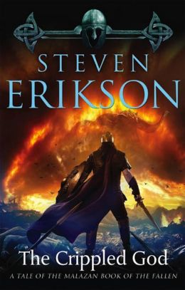 The Crippled God (Malazan Book of the Fallen Series #10)