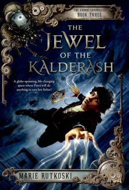 The Jewel of the Kalderash (The Kronos Chronicles Series #3)