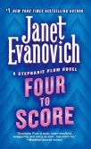 Book Cover Image. Title: Four to Score (Stephanie Plum Series #4), Author: Janet Evanovich