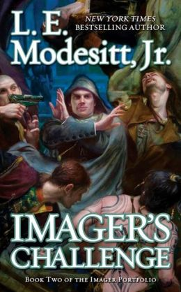 Imager's Challenge (Imager Portfolio Series #2)
