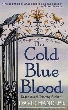 The Cold Blue Blood (Berger and Mitry Series #1)