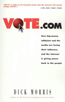 Vote.com: Influence, and the Internet is Giving Power Back to the People
