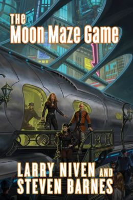 The Moon Maze Game (Dream Park Series #4)