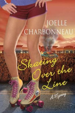 Skating over the Line (Rebecca Robbins Series #2)