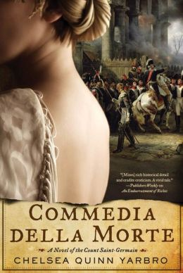 Commedia della Morte (St. Germain Series #25)