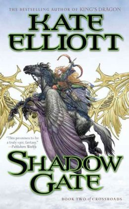 Shadow Gate (Crossroads Series #2)