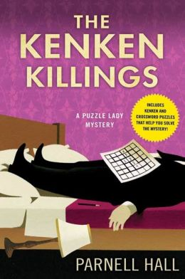 The Kenken Killings (Puzzle Lady Series #12)