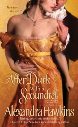 After Dark with a Scoundrel (Lords of Vice Series #3)