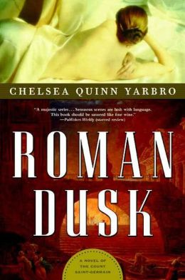Roman Dusk (St. Germain Series #19)