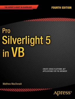 Pro Silverlight 5 in VB
