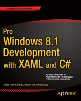 Pro Windows 8 Development with XAML and C#